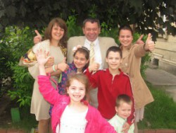 Nazarkevych Family