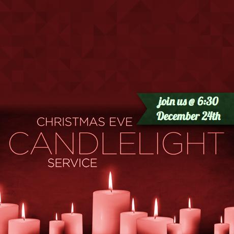 slider- christmas eve candlelight service